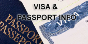 Visa & Passport Information