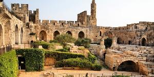 Touring Israel